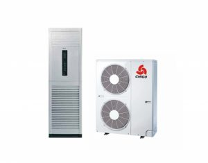 Floor Standing Air-Conditioner CHIGO CF-140A6A-E41AF2A (48000 BTU/h) от chigo.bg 399