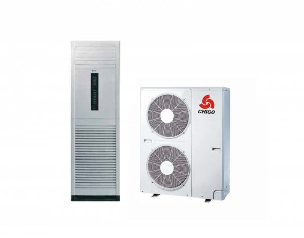 Floor Standing Air-Conditioner CHIGO CF-140A6A-E41AF2A (48000 BTU/h) от chigo.bg 806