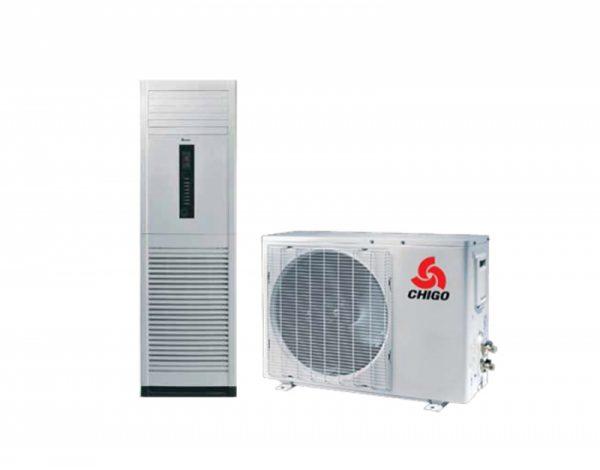 Колонен климатик Chigo CF-120W6A-E41AT2 (42000 BTU/h) от chigo.bg 146