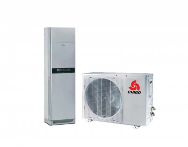 Floor Standing Air-Conditioner CHIGO CF-75W3A-K38ASA (26000 BTU/h) от chigo.bg 804