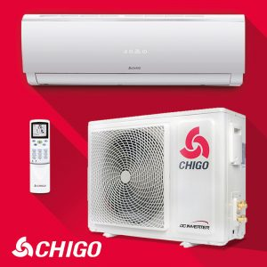 Low ambient temperature air conditioner CHIGO CS-25V3A-1B163AY4L от chigo.bg 10225